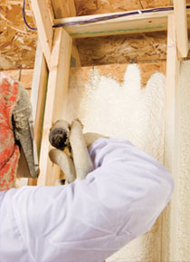 Overland Park Spray Foam Insulation Services and Benefits